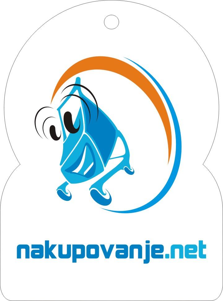 Nakupovanje.net  reklamni osvežilec