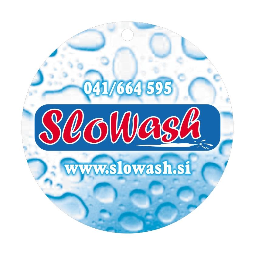 Slowash reklamni osvežilci