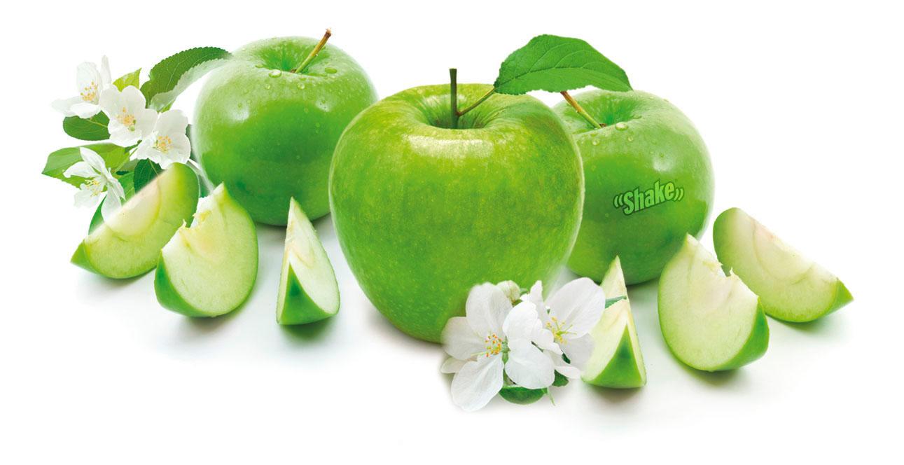 Zeleno jabolko Shake osvezilec za avto