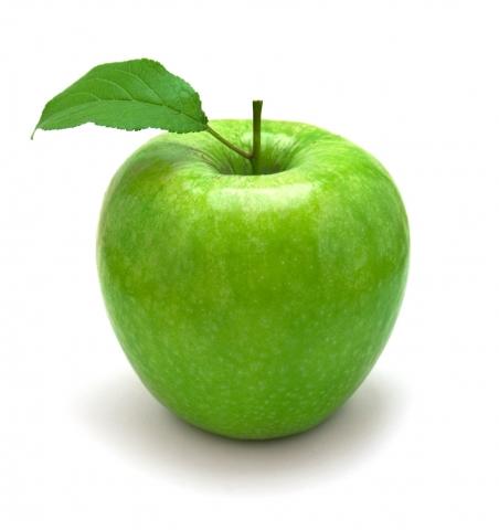 Zeleno jabolko - reklamni osvezilec